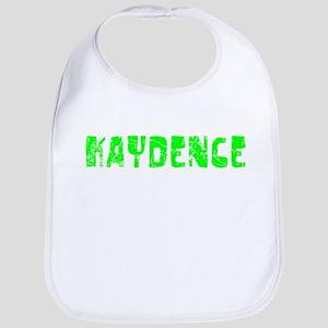 Kaydence Faded (Green) Bib