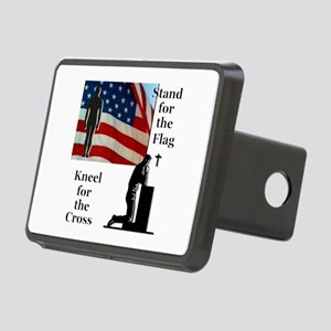 Stand for the flag Hitch Cover