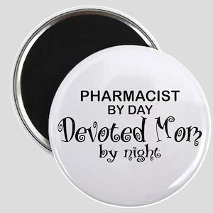 Pharmacist Devoted Mom Magnet