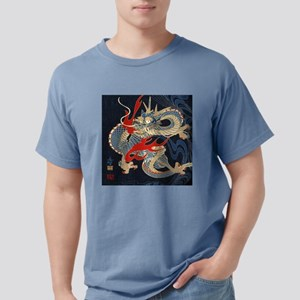 vintage japanese tattoo dragon T-Shirt