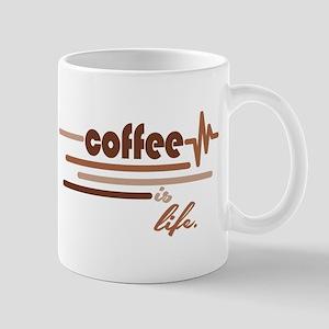 Coffee is Life Mugs