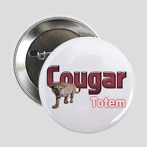 """Cougar 2.25"""" Button"""