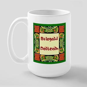 Dáithí Athey  Large Mug Briogáid Dóiteáin- Fire Br