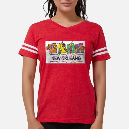 New Orleans Squares T-Shirt