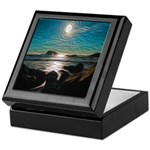 Ocean Coast Mystical Passage Keepsake Box
