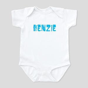 Kenzie Faded (Blue) Infant Bodysuit