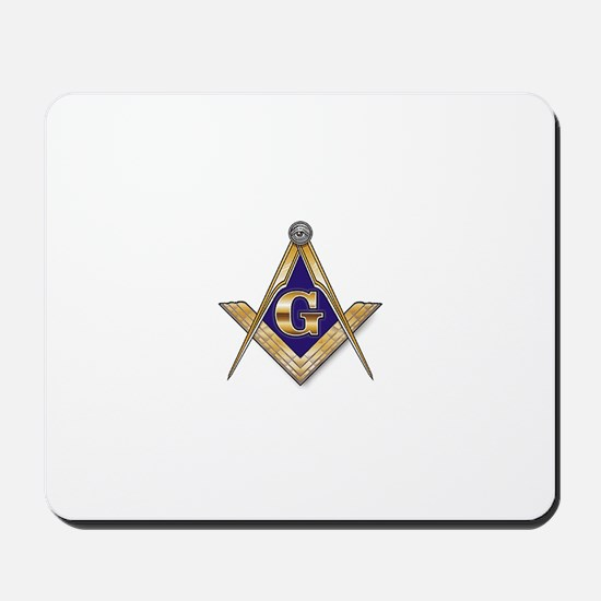 Masonic Mousepad