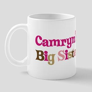 Camryn's Big Sister Mug