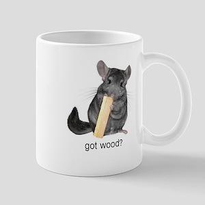 got wood2 Mugs