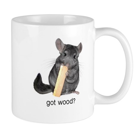 got wood2 Mugs