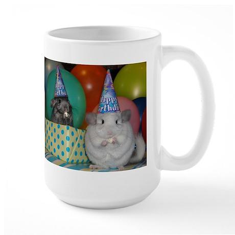 chinchilla party Mugs