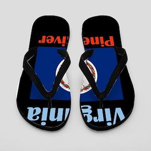 Piney River Virginia Flip Flops