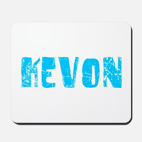 Kevon Faded (Blue) Mousepad
