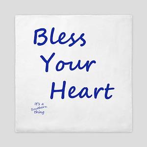 Bless Your Heart Queen Duvet