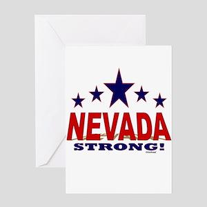 Nevada Strong! Greeting Card