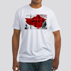 Armenian Genocide Fitted T-Shirt