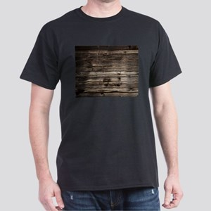 rustic barnwood western country T-Shirt
