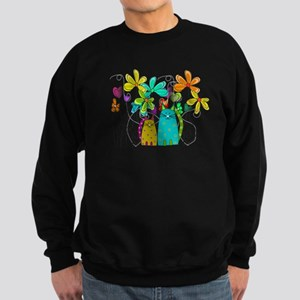 Spring Flowers 14 Sweatshirt