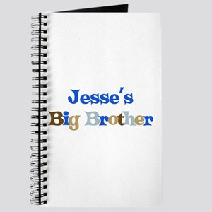 Jesse's Big Brother Journal