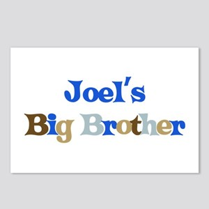 Joel's Big Brother Postcards (Package of 8)
