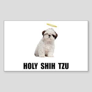 Holy Shih Tzu Sticker