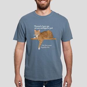 Orange Kitty Striped Ginger Cat T-Shirt