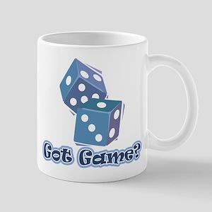 Got Game? (dice) Mug