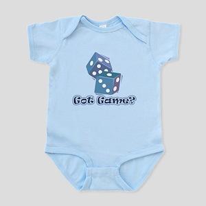 Got Game? (dice) Infant Bodysuit