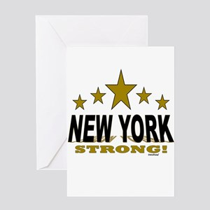 New York Strong! Greeting Card