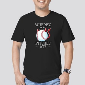 Funny Devil's Baseball Pitches T-Shirt