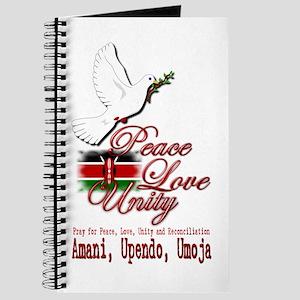 Pray for Kenya - Journal