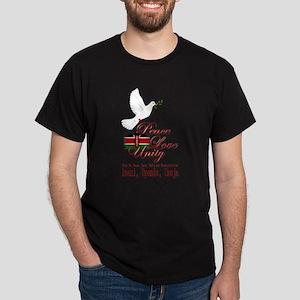 Pray for Kenya - Dark T-Shirt