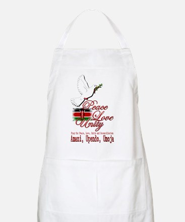 Pray for Kenya - BBQ Apron