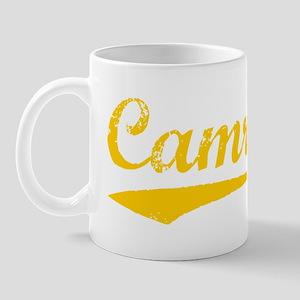 Vintage Camryn (Orange) Mug