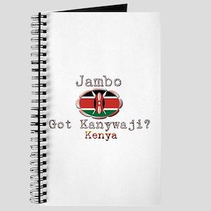 Jambo, Got Kanywaji? - Journal