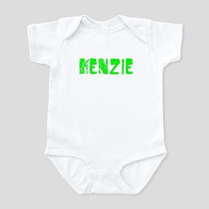 Kenzie Faded (Green) Infant Bodysuit