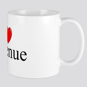 """I Love (Heart) Revenue"" Mug"
