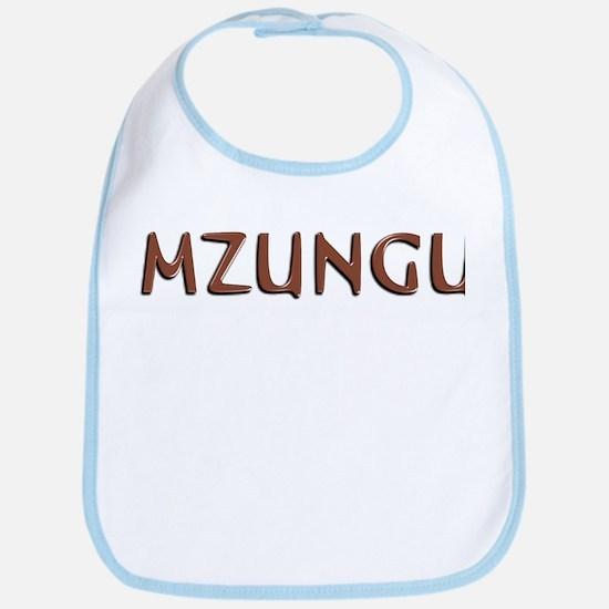 Mzungu - Bib