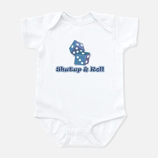 Shutup & Roll Infant Bodysuit