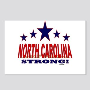 North Carolina Strong! Postcards (Package of 8)