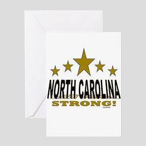 North Carolina Strong! Greeting Card