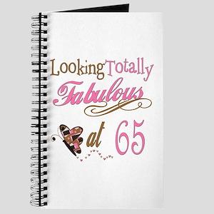 Fabulous 65th Journal