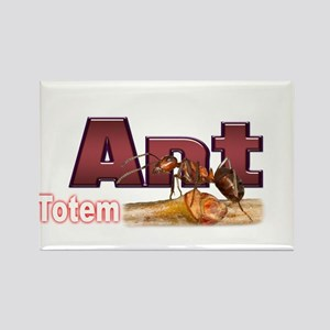 Ant Rectangle Magnet