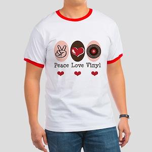 Peace Love Vinyl Record Ringer T