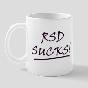 RSD Sucks Mug