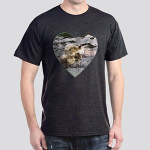 Sea Otters Dark T-Shirt