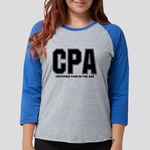 CPA Pain Long Sleeve T-Shirt