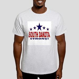 South Dakota Strong! Light T-Shirt