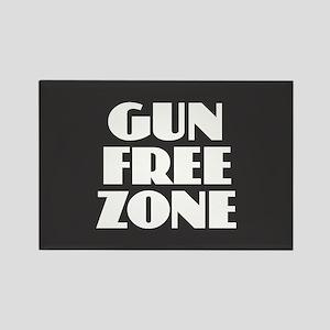 Gun Free Zone Magnets