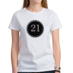 21st Birthday Party Gear Women's T-Shirt